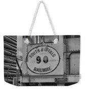 South Buffalo Railway  7d06191b Weekender Tote Bag
