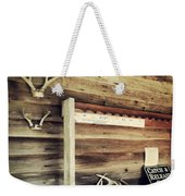 South Carolina Hunting Cabin Weekender Tote Bag