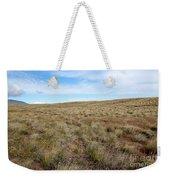 South-central Washington Grassland Weekender Tote Bag