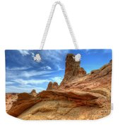 South Coyotte Buttes 8 Weekender Tote Bag by Bob Christopher