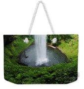 South Falls Oregon Weekender Tote Bag