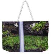 South Falls - Silver Falls State Park - Oregon Weekender Tote Bag