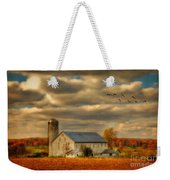 South For The Winter Weekender Tote Bag