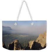 South Fork Fire Weekender Tote Bag