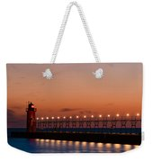 South Haven Reflection Weekender Tote Bag