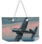South Pacific Hot Rods Weekender Tote Bag by Wade Meyers