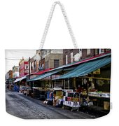 South Philly Italian Market Weekender Tote Bag