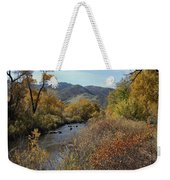 South Platte Weekender Tote Bag