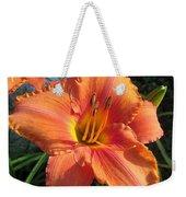South Seas Daylily Weekender Tote Bag