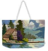 South Shore Big Bear Lake Weekender Tote Bag