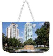 South Straub Park St Petersburg Florida Weekender Tote Bag