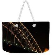 South Sydney Harbour Bridge Weekender Tote Bag