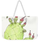 South Texas Nopales For Breakfast Weekender Tote Bag