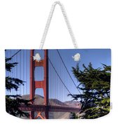 South Tower Weekender Tote Bag by Bill Gallagher