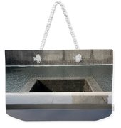 South Tower Waters Weekender Tote Bag