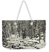South Yuba River Weekender Tote Bag