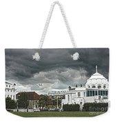 Southampton Royal Pier Hampshire Weekender Tote Bag by Terri Waters