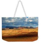 Southeastern Utah Desert Panoramic Weekender Tote Bag