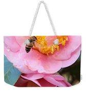 Southern Bee Weekender Tote Bag
