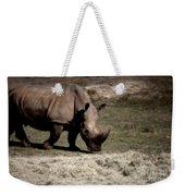 Southern Black Rhino Weekender Tote Bag