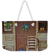 Southern Charm Weekender Tote Bag by Frozen in Time Fine Art Photography