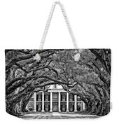 Southern Class Monochrome Weekender Tote Bag