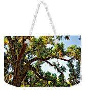 Southern Comfort Painted Weekender Tote Bag by Steve Harrington