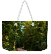 Southern Missouri Country Road I Weekender Tote Bag