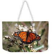 Southern Monarch Butterfly Weekender Tote Bag