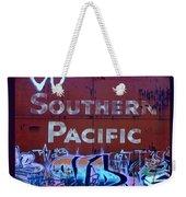 Southern Pacific Weekender Tote Bag