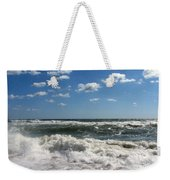 Southern Shores Splash Weekender Tote Bag