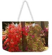 Southern Spring Color Weekender Tote Bag