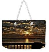 Southern Sunrise Weekender Tote Bag