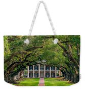 Southern Time Travel Weekender Tote Bag by Steve Harrington
