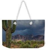 Southwest Monsoon Skies  Weekender Tote Bag