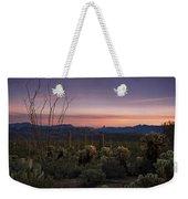 Southwest Serenity  Weekender Tote Bag
