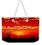 Southwest Sunset Weekender Tote Bag by Robert Bales