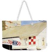 Southwestern Feed Weekender Tote Bag by Jim Gerkin