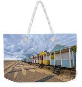 Southwold Beach Huts 4 Weekender Tote Bag