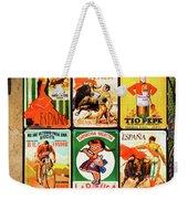 Souvenir Copies Of Old Spanish Weekender Tote Bag