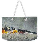 Souvenir De Vacances #27 - Memory Of A Vacation #27 Weekender Tote Bag