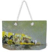 Souvenir De Vacances #28 - Memory Of A Vacation #28 Weekender Tote Bag