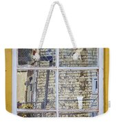 Souvenir Store Window Weekender Tote Bag by Elena Elisseeva