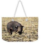 Sow In The Field Weekender Tote Bag