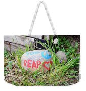 Sow Peace Reap Love Weekender Tote Bag