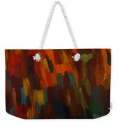 Space Weekender Tote Bag