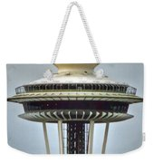 Space Needle Tower Seattle Washington Weekender Tote Bag