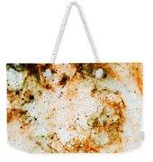 Space Rust Weekender Tote Bag