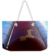 Space Shuttle Fuel Tank And Boosters Weekender Tote Bag