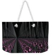 Space Station Garden 3d Fractal Weekender Tote Bag